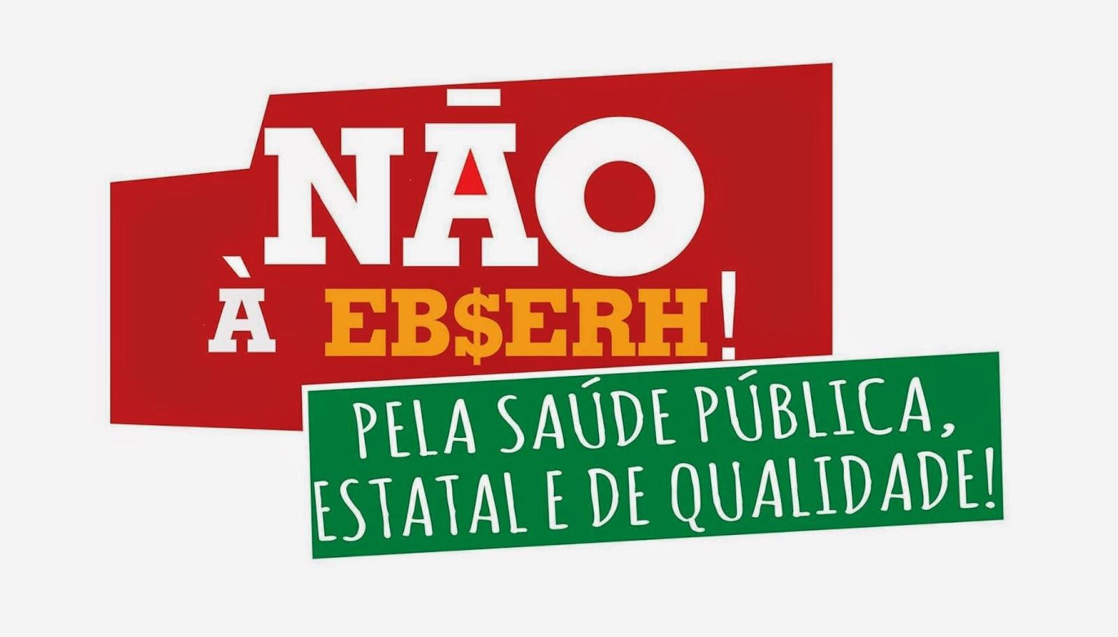 UFSC rechaça a EBSERH em plebiscito inédito!