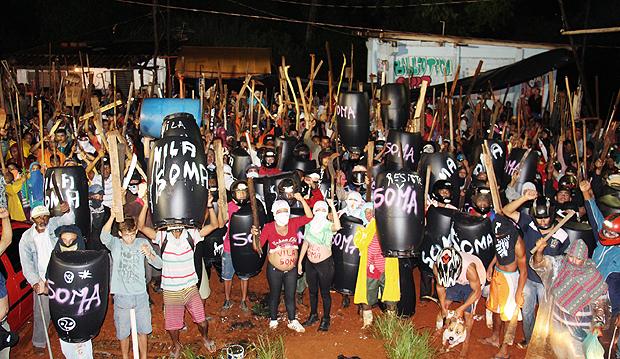 Nota sobre a situação da Vila Soma: a luta de classes na cidade