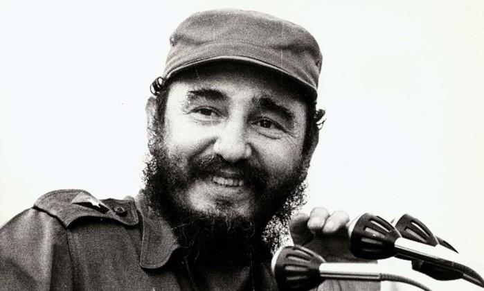 Mensagem ao povo cubano e ao Partido Comunista de Cuba a respeito do falecimento do comandante Fidel Castro
