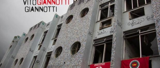 Nota do PCLCP-RJ em solidariedade à ocupação Vito Giannotti