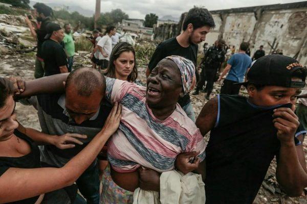 Despejo violento na ocupação da antiga Skol expõe o Estado de exceção