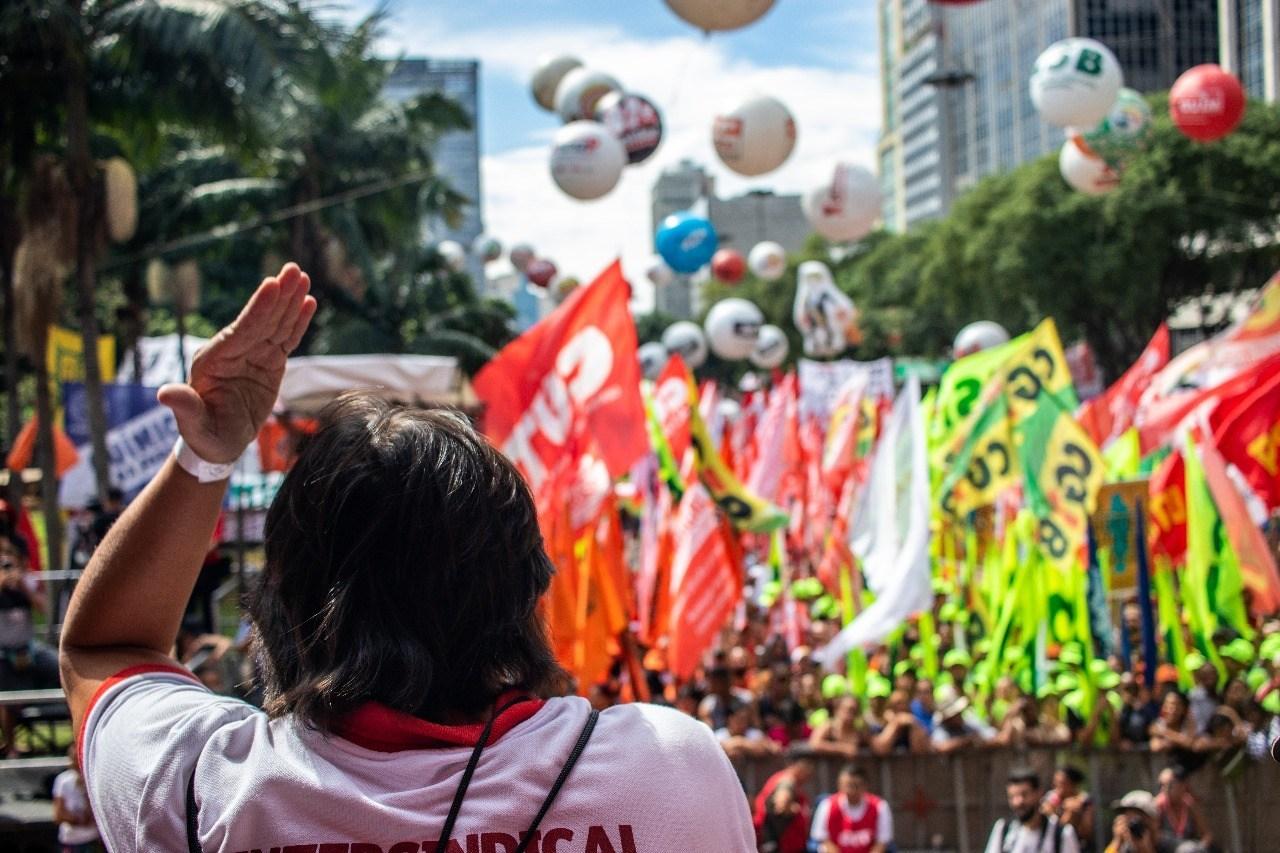 Greve Geral no dia 14 de Junho – Um dia para derrotar Bolsonaro