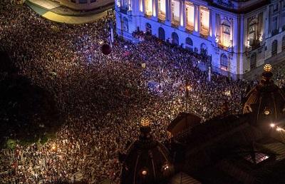 Do luto à luta: resistir e pautar a política nacional