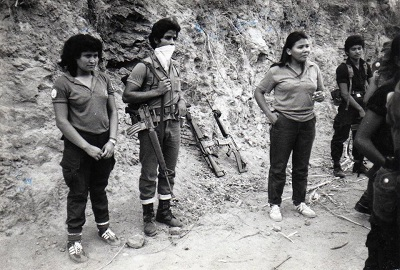 NICARÁGUA E EL SALVADOR: NA MIRA DO IMPERIALISMO