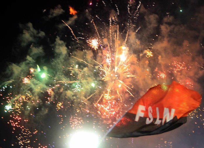 36 anos da Revolução Popular Sandinista