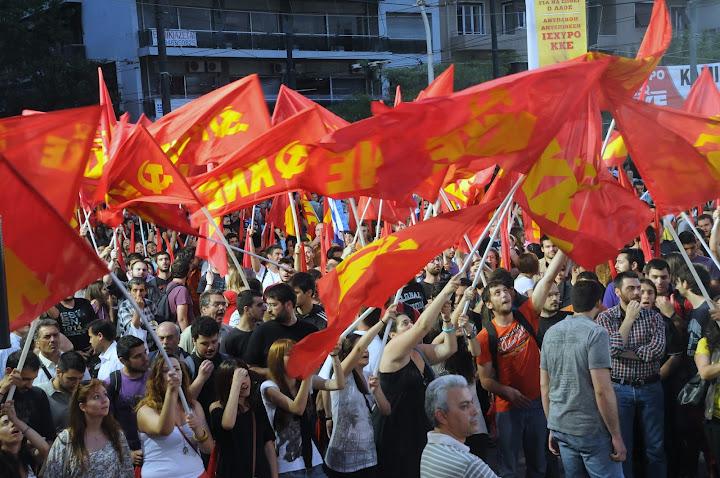 (Grécia) Frente às eleições antecipadas