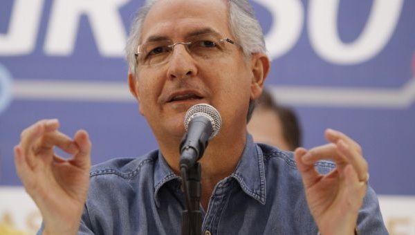 Conheça Antonio Ledezma, o Prefeito detido na Venezuela por golpismo