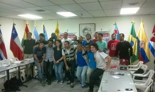 Missão de Solidariedade internacional com a Venezuela e a Revolução Bolivariana – parte 1
