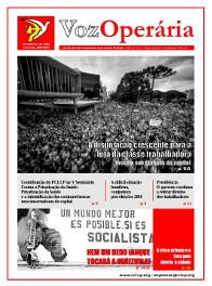 Jornal Voz Operária N 21