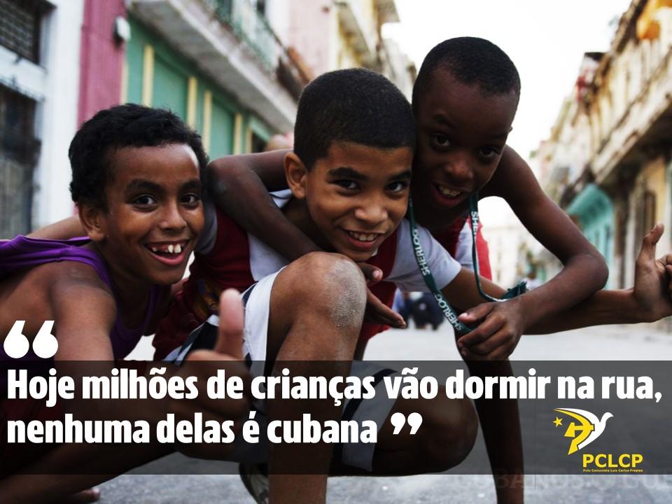 O exemplo de Cuba na proteção dos direitos das crianças