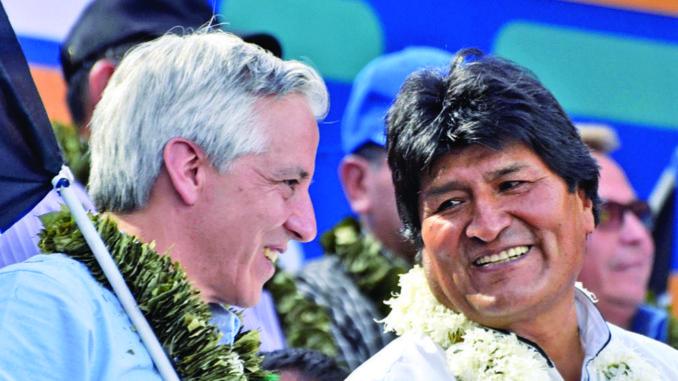 Novo golpe à vista: agora o império vai pela Bolívia