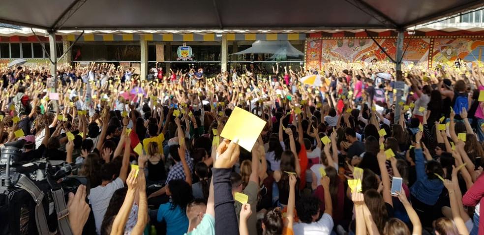 É preciso nacionalizar a construção da greve da educação