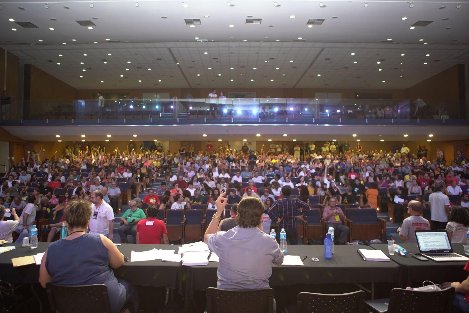 Avaliação do Congresso Nacional do ANDES- SN: limites e desafios