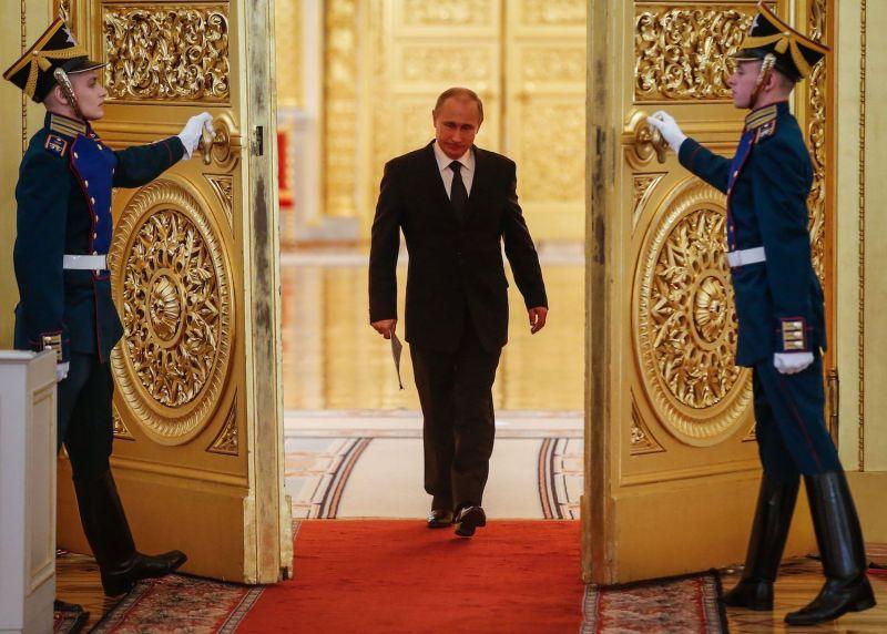 Os 20 anos de Putin