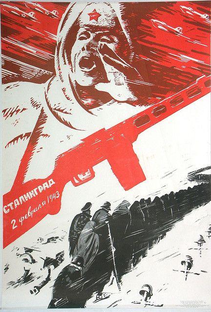 Hoje, há 77 anos, a máquina de guerra de Hitler era derrotada em Stalingrado
