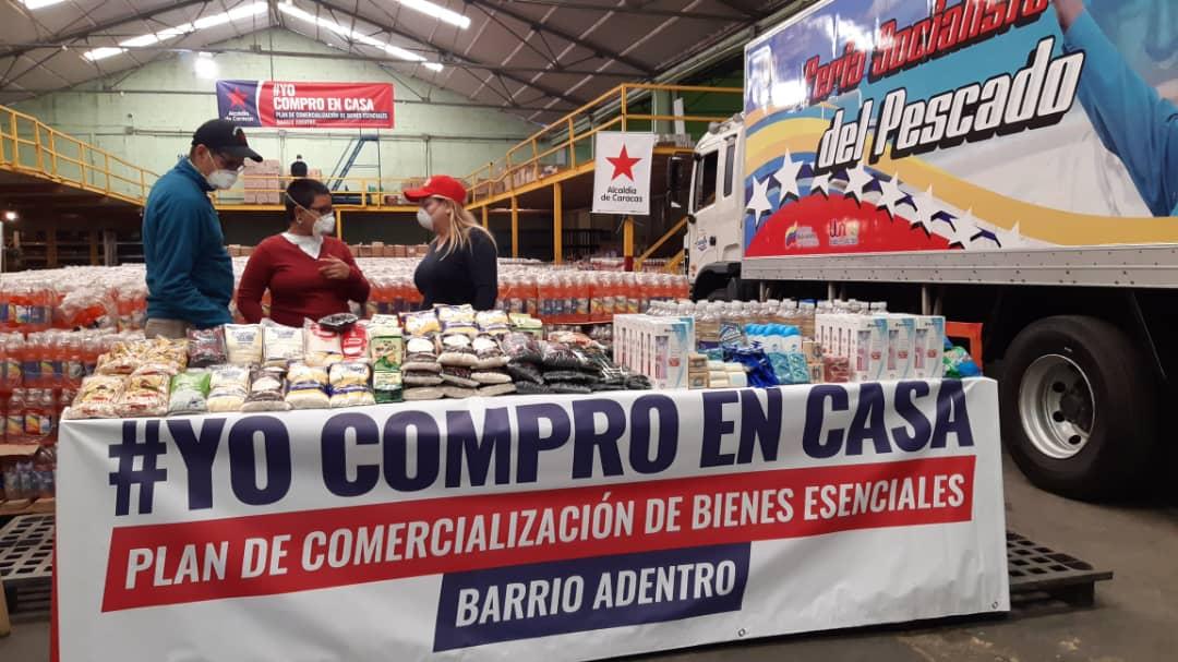 Venezuela: governo e movimentos sociais combatem desabastecimento durante pandemia