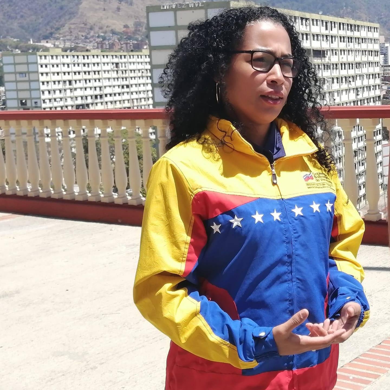 A Coluna nº 16 –  Entrevista com Diva Guzmán, Vice-ministra do Trabalho da Venezuela