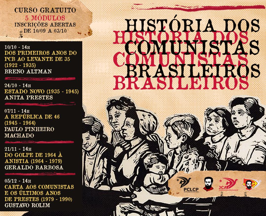 Curso: A História dos Comunistas Brasileiros