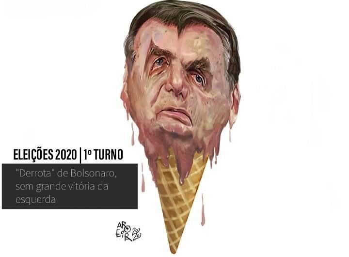 ELEIÇÕES 2020| 1º turno: 'derrota' de Bolsonaro, sem grande vitória da esquerda