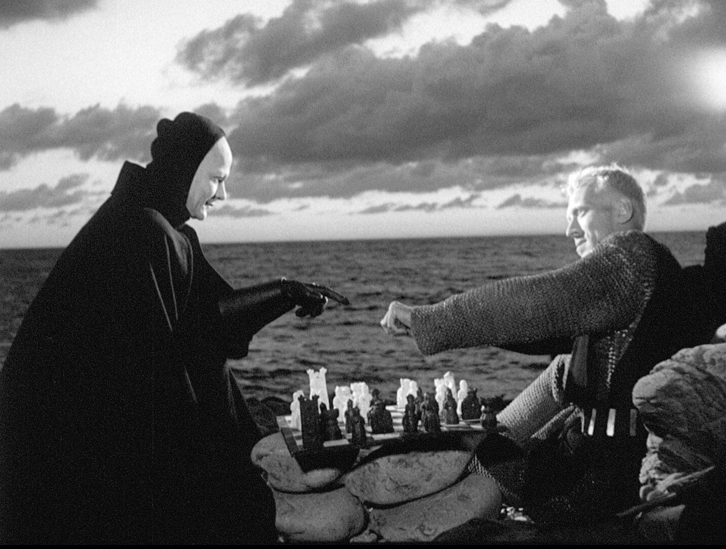 Jogando xadrez com a morte