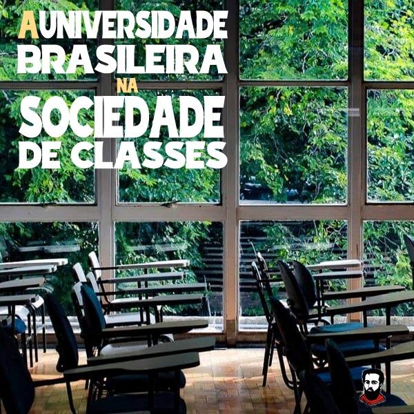 A universidade brasileira na sociedade de classes