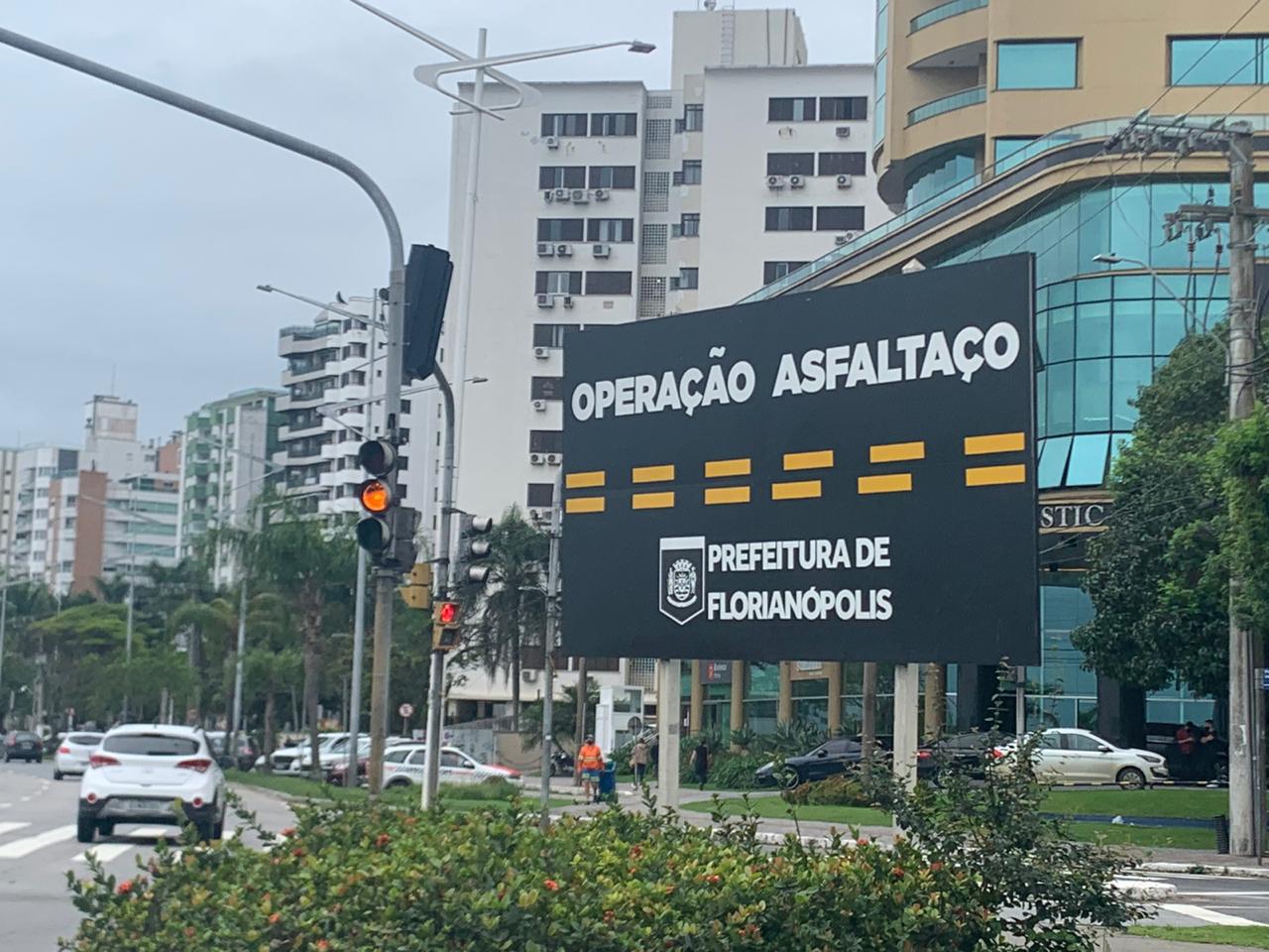 Florianópolis: Governo Gean Loureiro valoriza mais o asfalto do que a vida